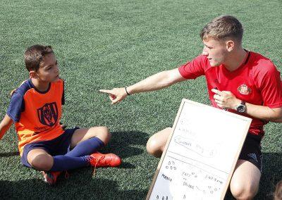 Campamento de fútbol 2020, por qué elegir el de Inglaterra en Casa